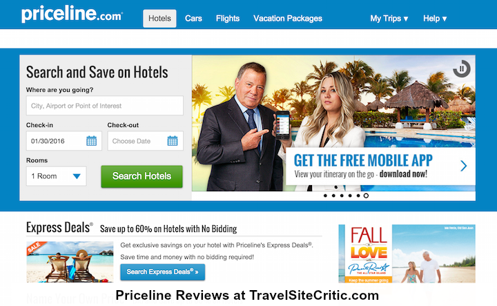 Priceline Reviews and Customer Complaints