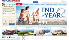 Apple Vacations Reviews
