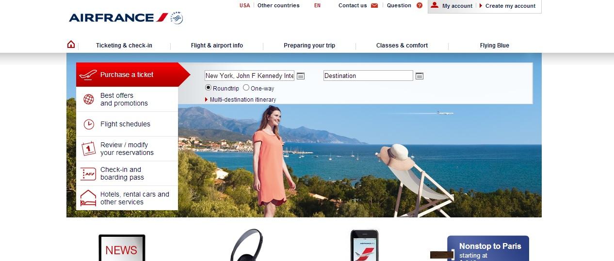 Air France Reviews