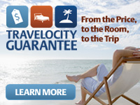 $25 OFF any GoodBuy Travelocity hotel booking through October 2012