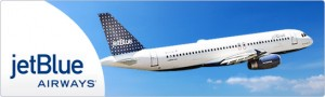 $94 Roundtrip flights on Jet Blue Airways + Additional $15 OFF Coupon Code!