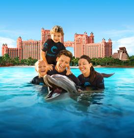 Combo Deal! $250 Flight Credit + up to $250 Resort Credit + up to 50% Rates at Atlantis Resort Bahamas!
